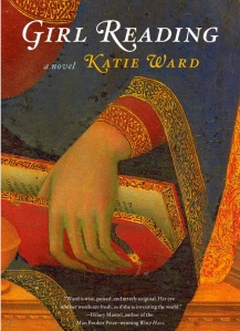 Image from http://bookfinds.com/blog/2012/02/21/girl-reading-by-katie-ward/
