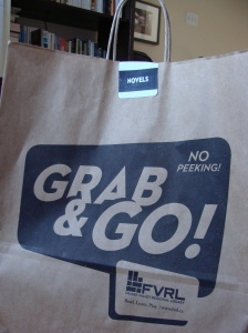 The Grab & Go series by my local library in Port Coquitlam, BC.